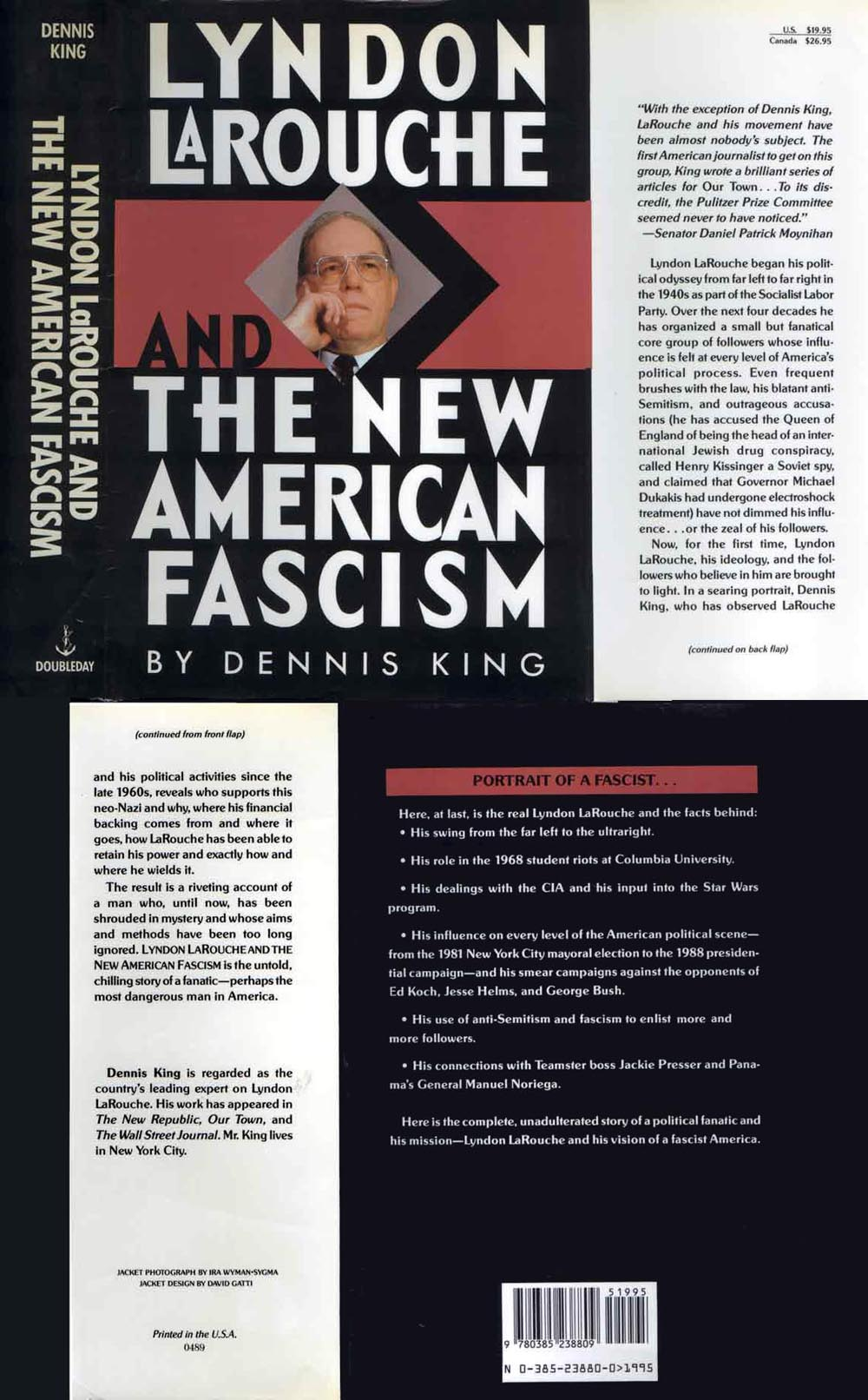Lyndon LaRouche and The New American Fascism